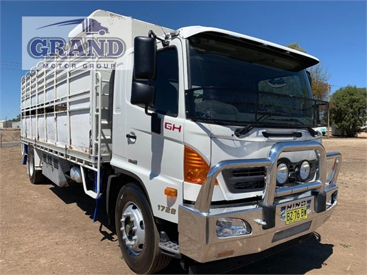 2013 Hino 500 Series 1728 GH XX Long Six Grand Motor Group - Trucks for Sale
