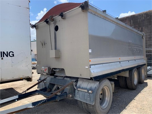 2008 Tefco Tipper Trailer - Trailers for Sale
