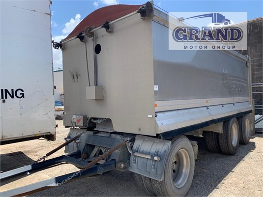 2008 Tefco Tipper Trailer Grand Motor Group - Trailers for Sale