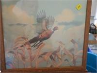 Lot, wildlife & hunting prints- NO Shipping