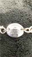Tiffany & Co Sterling Necklace-