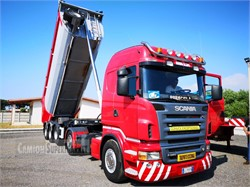 SCANIA R620  used