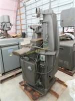 Brown & Sharpe surface grinder number to lb