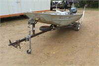 1975 14ft Terry Boat WSZ61058D515