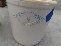 3 gallon crock Pittsburgh Pottery company