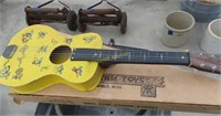 antique children's guitar Roy Rogers, range