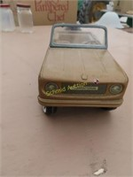 International Scout toy 1/16 scale all wheel