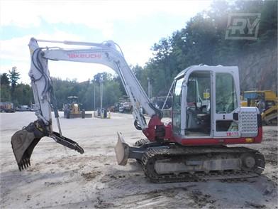 Takeuchi Crawler Excavators For Rent 28 Listings Rentalyard Com Page 3 Of 2