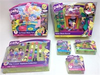POLLY POCKET TOY LOT, NEW IN BOX