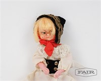 Doll with Traditional Slavic Clothing