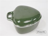Green Danish Ceramic Cooking Pot