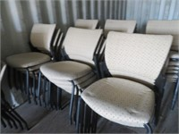 Approximately (48) Padded Chairs
