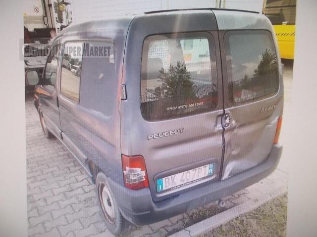 Peugeot RANCH Usato 2000