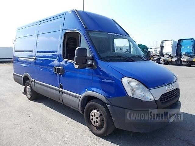 Iveco DAILY 35S14 used 2014