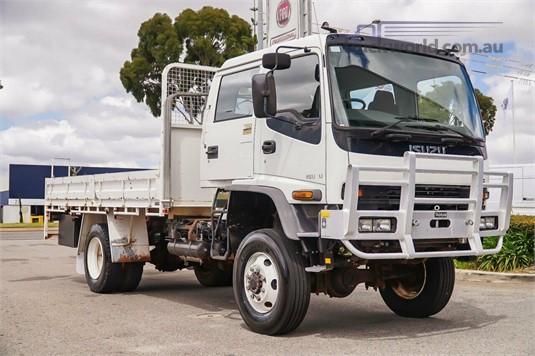 2007 Isuzu F WA Hino - Trucks for Sale
