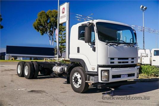 2012 Isuzu F WA Hino - Trucks for Sale