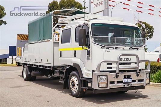 2014 Isuzu FVR 1000 WA Hino - Trucks for Sale