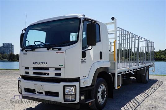 2013 Isuzu FTR Suttons Trucks  - Trucks for Sale