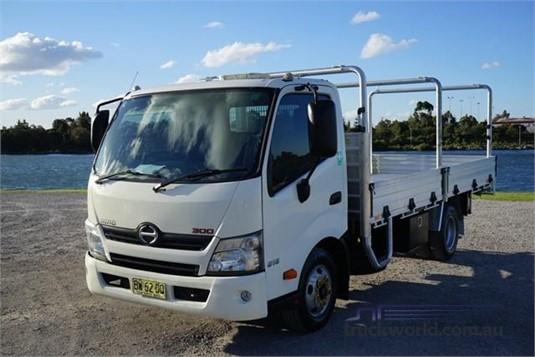 2013 Hino 300 Series Suttons Trucks - Trucks for Sale