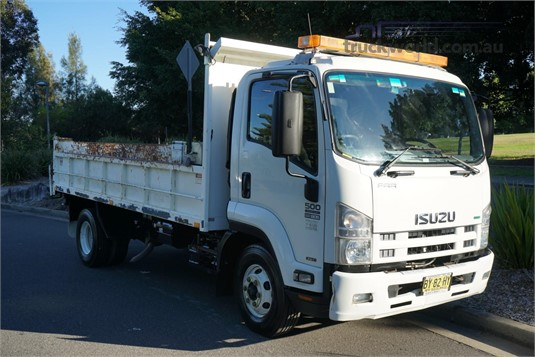 2013 Isuzu FRR Suttons Trucks - Trucks for Sale
