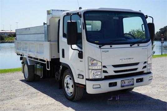 2018 Isuzu NQR 450 Suttons Trucks  - Trucks for Sale