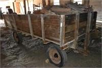 Wagon w/ Fire Wood