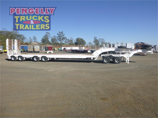 2008 Macol Low Loader Platform Pengelly Truck & Trailer Sales & Service  - Trailers for Sale