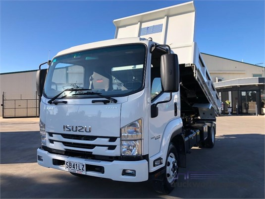 2016 Isuzu FRR 107 210 SWB Tipper Adelaide Truck Sales - Trucks for Sale