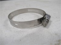"""2"""" Stainless Steel Hose Clamps (200 Pcs)"""