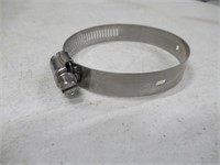 "2"" Stainless Steel Hose Clamps (500 Pcs)"