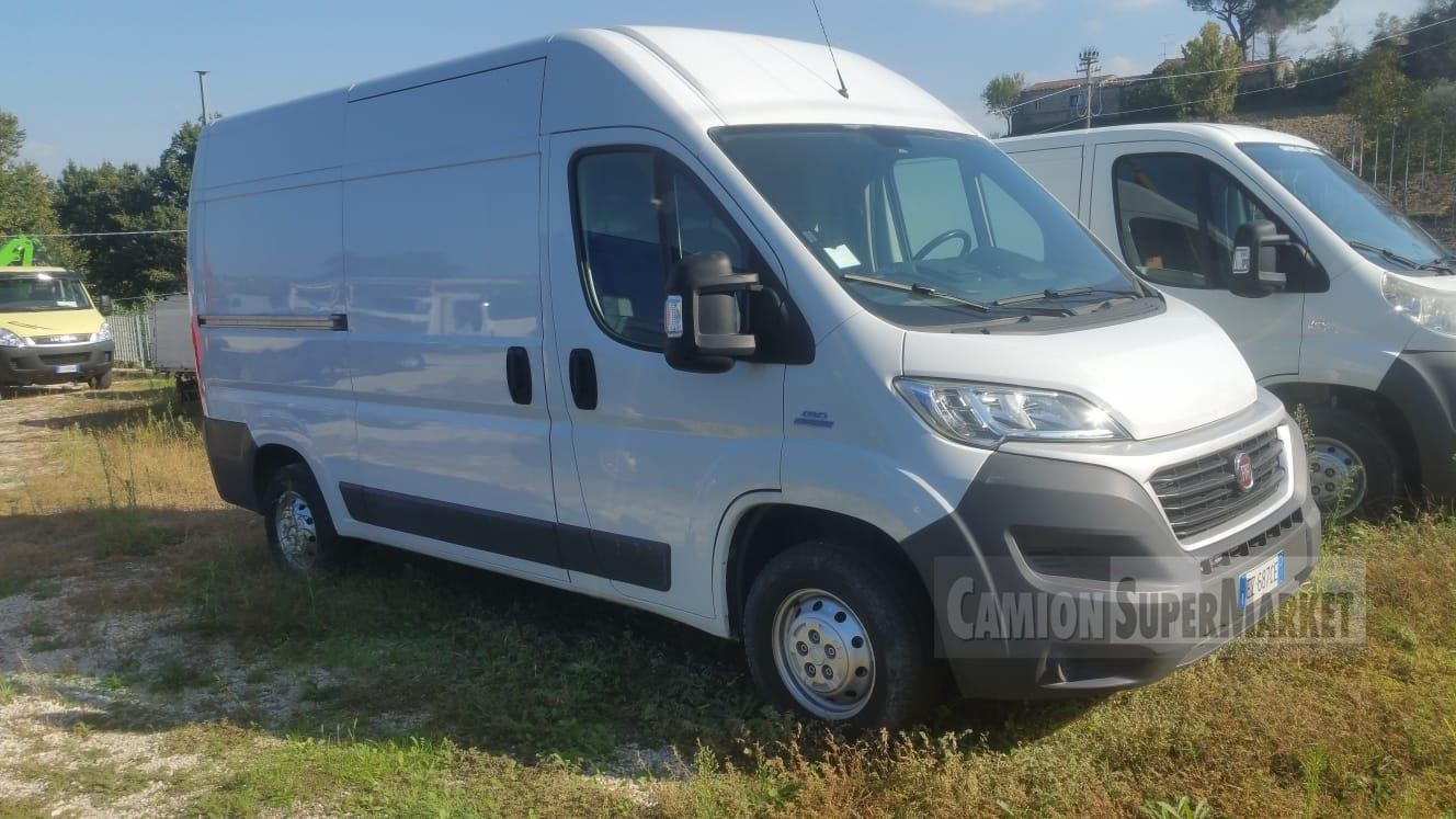 Fiat DUCATO Uzywany 2015