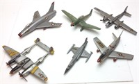 U.S AIR FORCE JET FIGHTER AND BOMBER MODELS