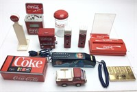 COCA COLA ADVERTISING COLLECTION, PHONE, BUDDY L