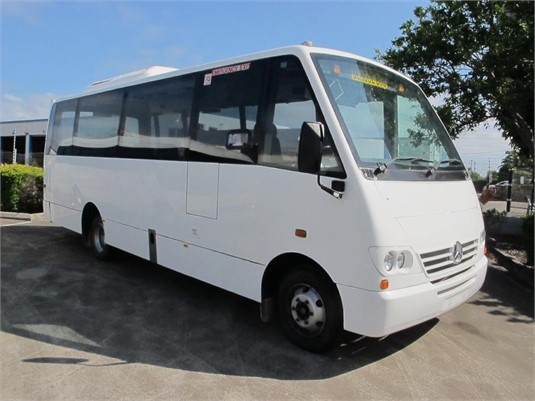 1999 Mercedes Benz Vario 814 - Buses for Sale