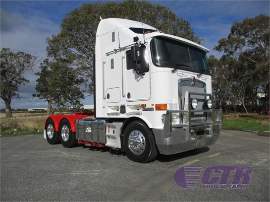 2010 Kenworth K108 CTR Truck Sales - Trucks for Sale
