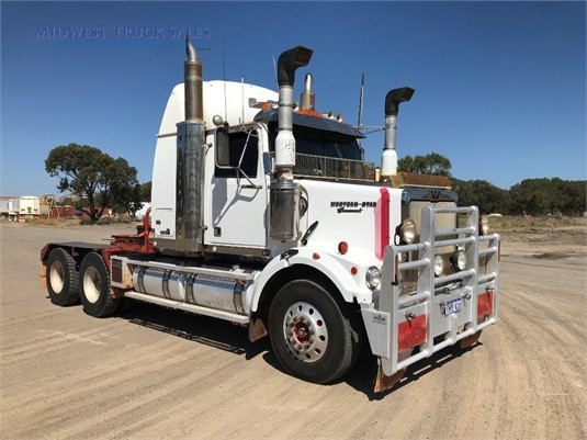 2007 Western Star 4800 Midwest Truck Sales  - Trucks for Sale