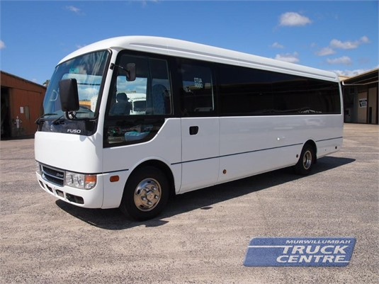 2017 Fuso Rosa Deluxe Auto 25 Seats Murwillumbah Truck Centre  - Buses for Sale