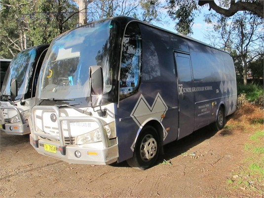 2012 Yutong 27 Seater Coach - Buses for Sale