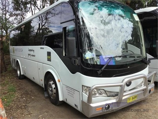 2015 Yutong 39 Seater Coach - Buses for Sale