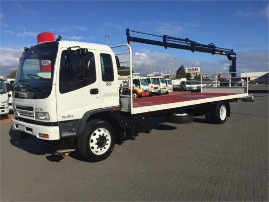 2007 Isuzu FTR 900 - Trucks for Sale