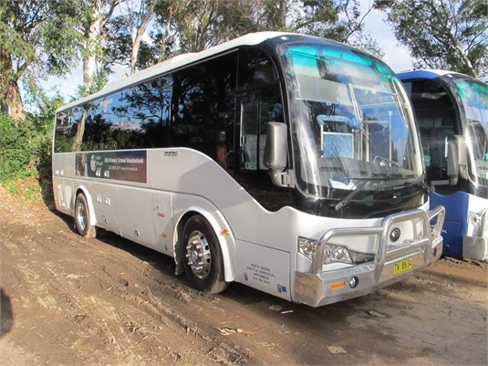 2016 Yutong 39 Seater Coach - Buses for Sale