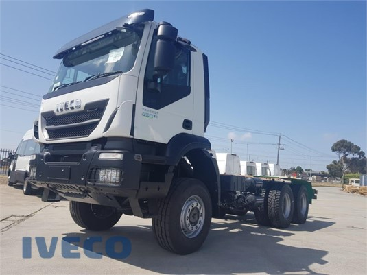 2020 Iveco TRAKKER 450 Iveco Trucks Sales - Trucks for Sale