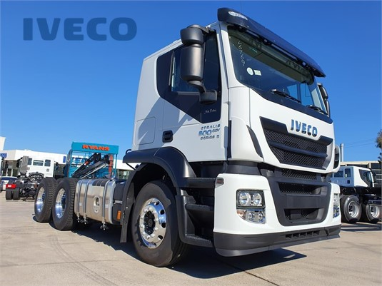 2019 Iveco Stralis 500 Iveco Trucks Sales - Trucks for Sale