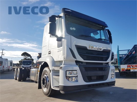 2018 Iveco Stralis 360 Iveco Trucks Sales - Trucks for Sale