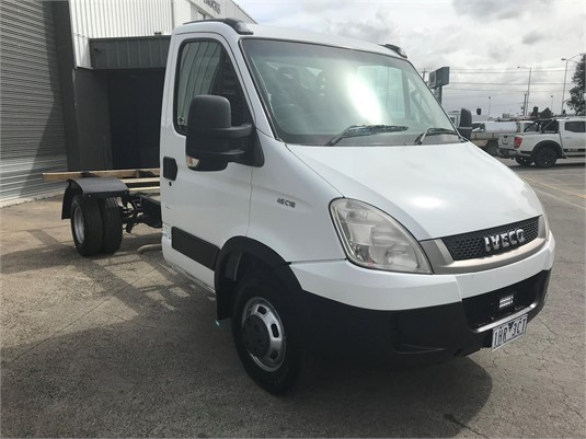 2010 Iveco Daily 45C18 - Trucks for Sale