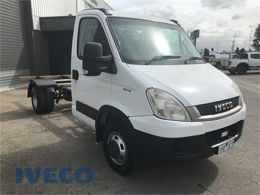 2010 Iveco Daily 45C18 Iveco Trucks Sales - Trucks for Sale