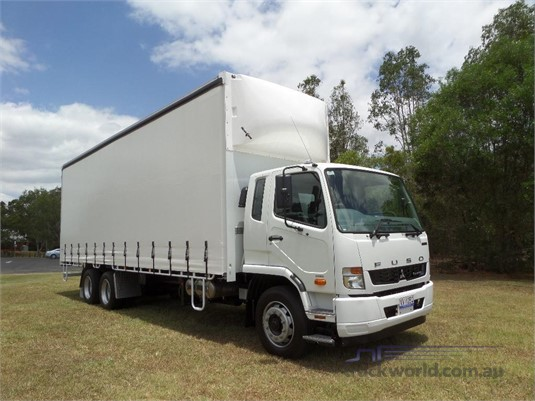 2018 Fuso Fighter 14 - Trucks for Sale