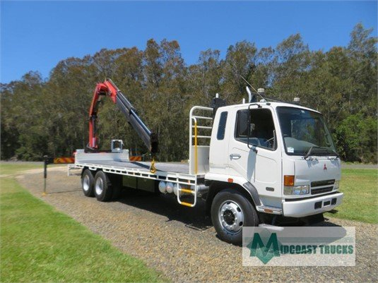 2003 Fuso FN600 Midcoast Trucks - Trucks for Sale