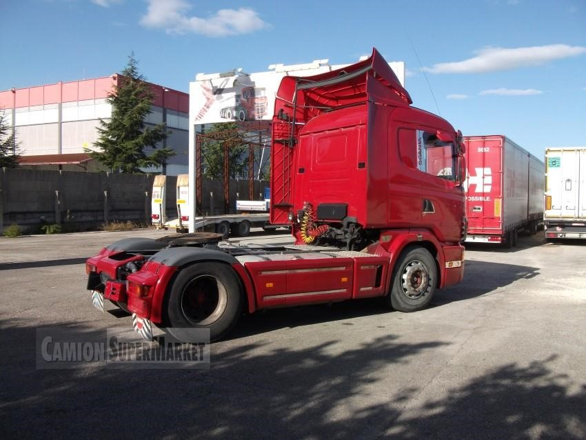 Scania R124.400 used 1999