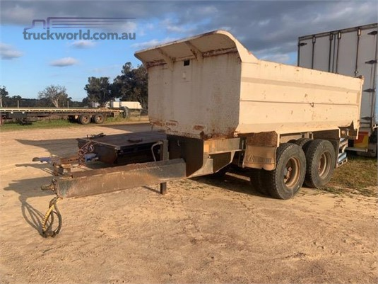 2001 Lombardi other - Trailers for Sale